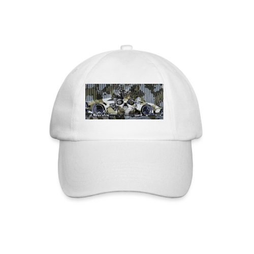 calavera style - Baseball Cap