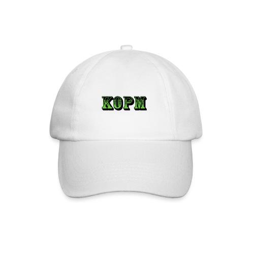 Klant och plant logga förkortning (KEPS EXKLUSIV) - Basebollkeps