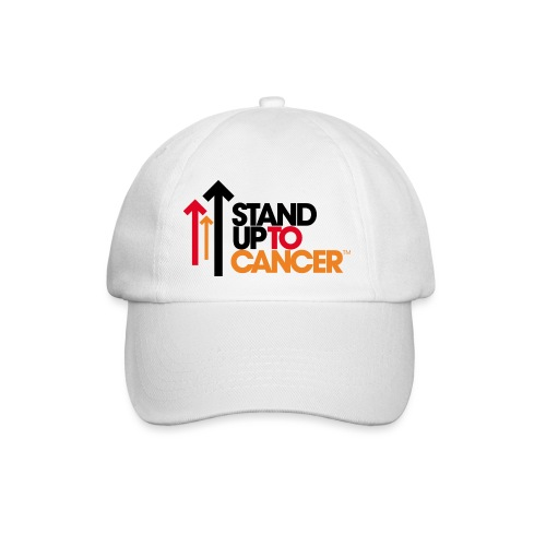 stand up to cancer logo - Baseball Cap