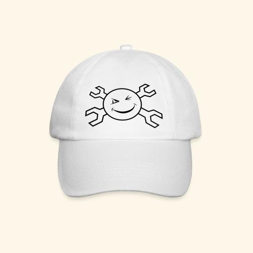 logo_atp_black - Baseball Cap