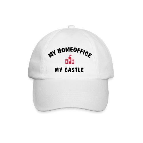 MY HOMEOFFICE MY CASTLE - Baseballkappe