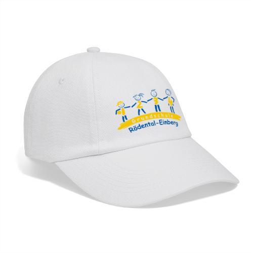 VORNE schule logo Kopie png - Baseballkappe