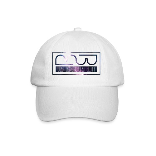 Cap logo Purple - Baseball Cap