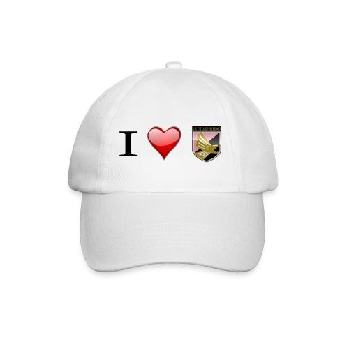 I Love Palermo - Cappello con visiera