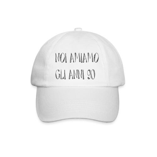 Noi amiamo gli anni '90 - Cappello con visiera