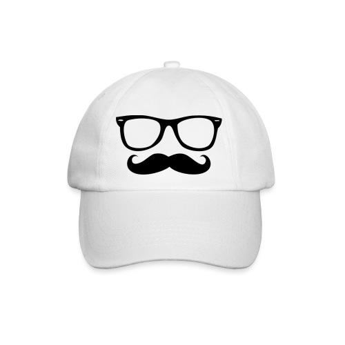 Moustache - Casquette classique
