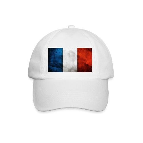 France Flag - Baseball Cap