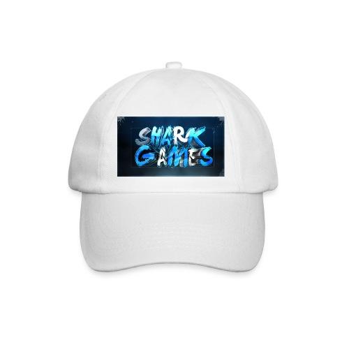 SharkGames - Cappello con visiera