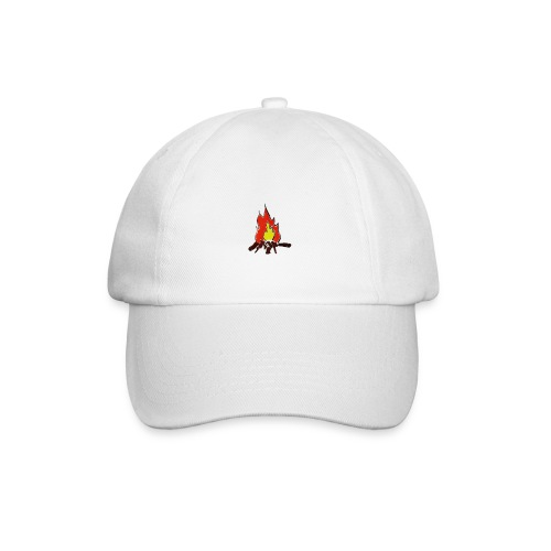 Fire color fuoco - Cappello con visiera