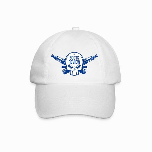 The Scots Review Classic Logo - Baseball Cap