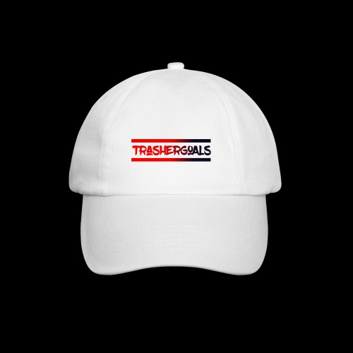 trashergoals lgo red-black - Baseballcap