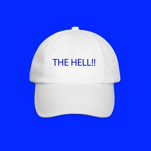 THE HELL!! - Basebollkeps