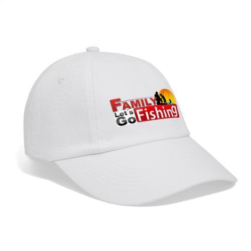 FAMILY LET´S GO FISHING FONDO - Gorra béisbol