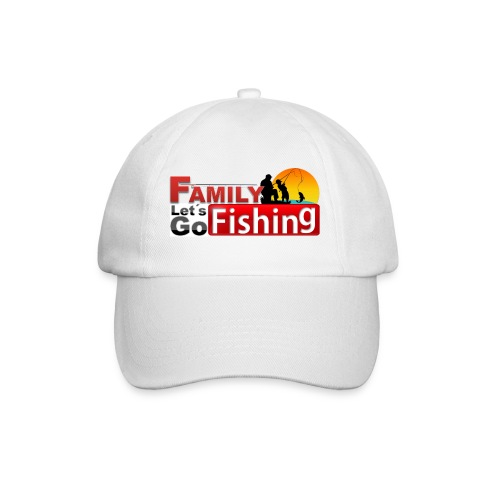 FAMILY LET'S GO FISHING FUND - Baseball Cap