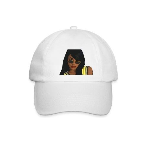 Aaliyah Comic - Baseballkappe