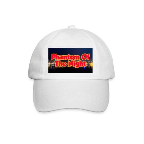 Phantom Of The Night Official Wear - Baseball Cap