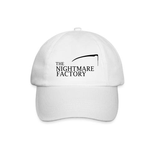 nightmare factory Nero png - Baseball Cap