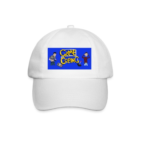 Game Coping Angry Banner - Baseball Cap