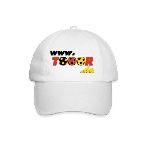 tooor logo - Baseballkappe