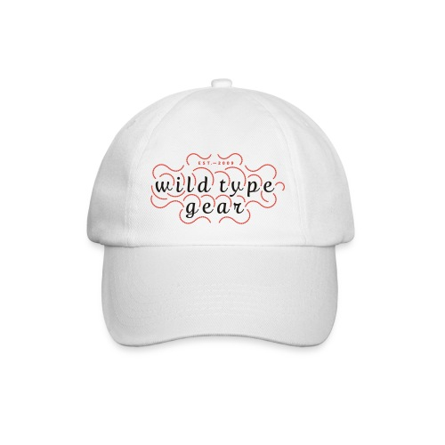 wtg stiched 2 - Baseball Cap