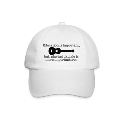Important Ukulele - Baseball Cap
