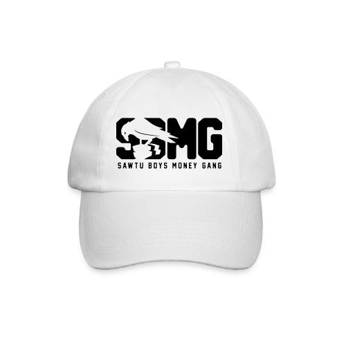 SBMG LOGO TEKST ZWART - Baseballcap