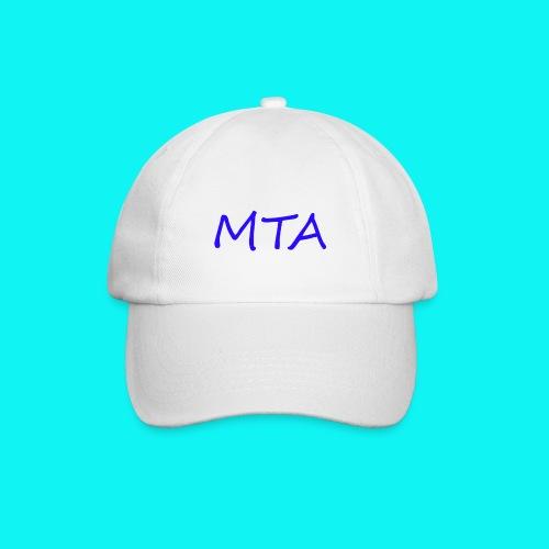 #MTA t-shirts - Baseballkasket