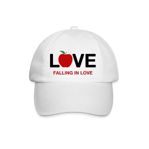 Falling in Love - Black - Baseball Cap