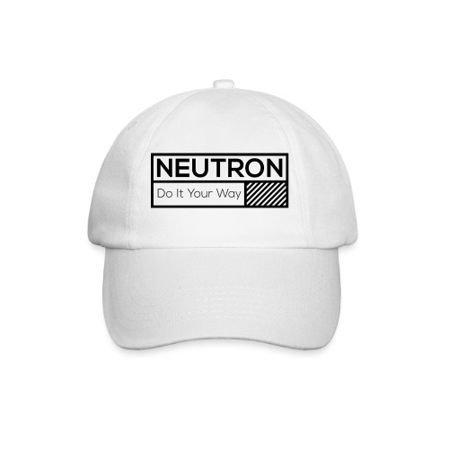 Neutron Vintage-Label - Baseballkappe