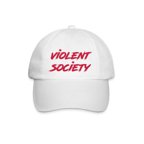 Violent Society - Baseballkappe