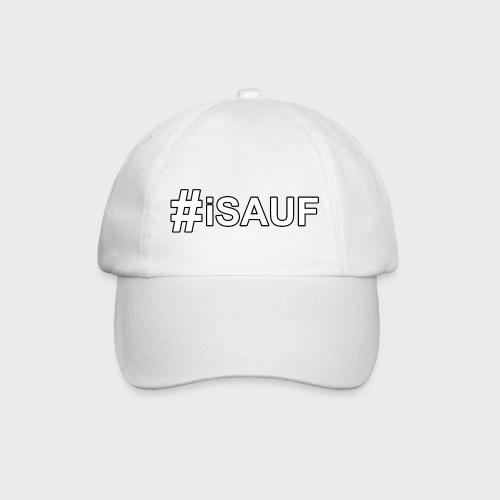 Hashtag iSauf - Baseballkappe