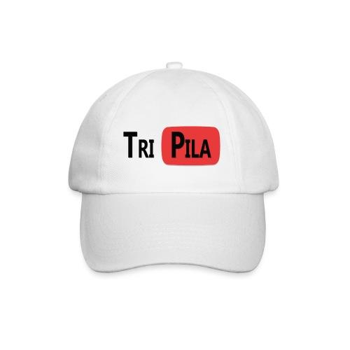 youtube tri pila png - Cappello con visiera