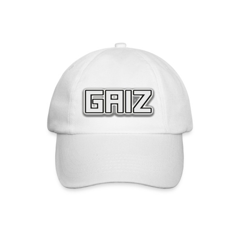 GAIZ-SENZA COLORE-BIANCO - Cappello con visiera