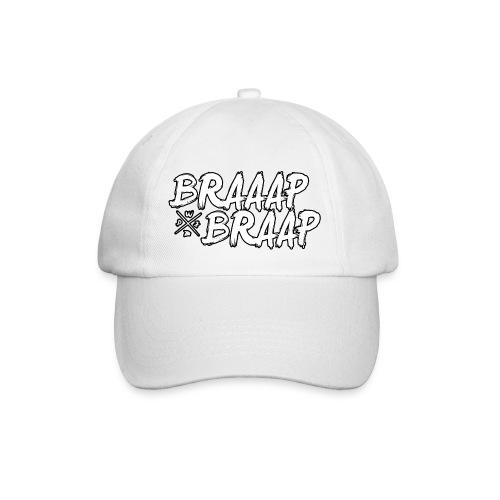 DWJ BRAP LOGO - Baseballcap