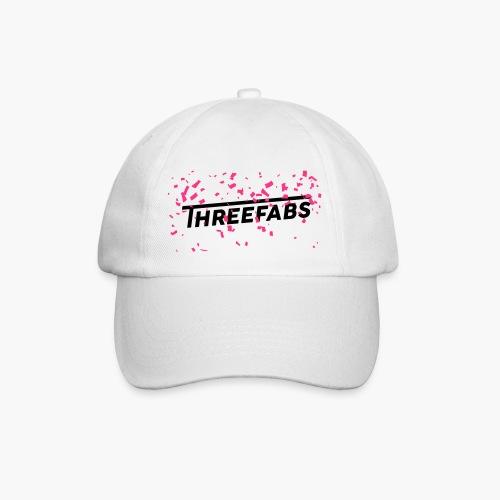 DJ ThreeFabs Pink Cap - Baseballkappe