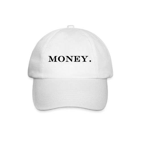 Money Geld - Baseballkappe