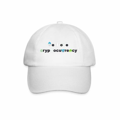 We love cryptocurre II - Baseballkappe