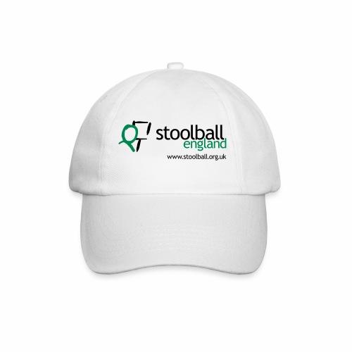 Stoolball England - Baseball Cap