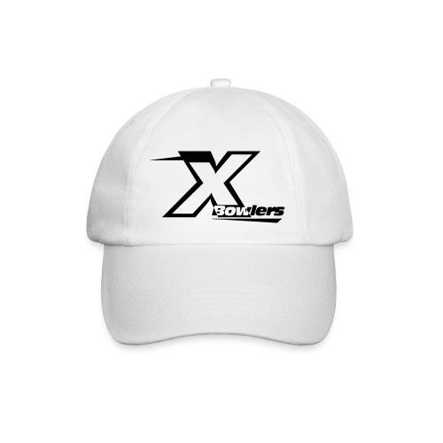 X-Bowlers BlackLogo Cap - Basebollkeps