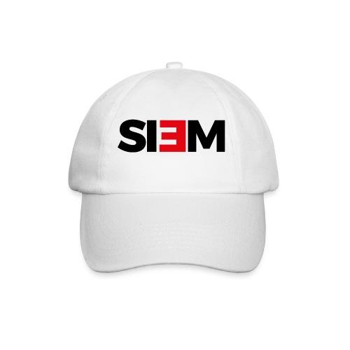 siem_zwart - Baseballcap
