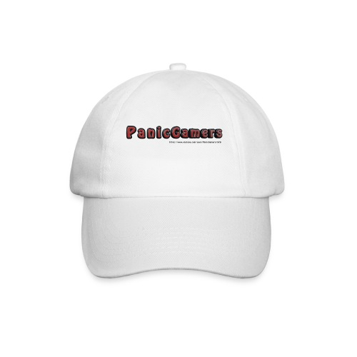 Canotta PanicGamers - Cappello con visiera