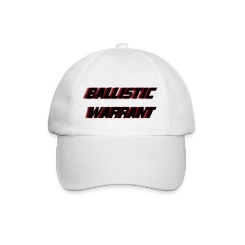 BallisticWarrrant - Baseballcap