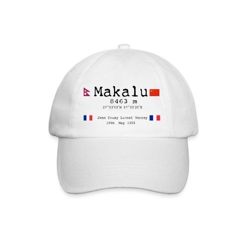 Makalublack - Cappello con visiera