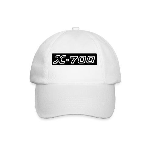 Minolta X-700 - Cappello con visiera