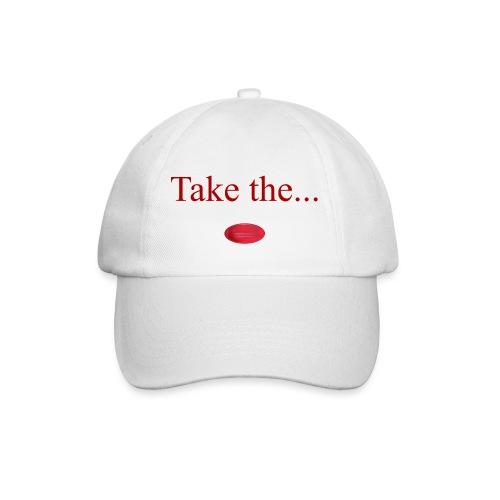 Take The Red Pill - Baseball Cap