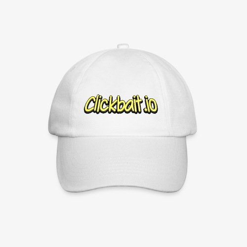 The Official Clickbait.io Design... - Baseball Cap