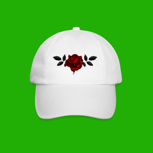 Bleeding rose - Baseball Cap