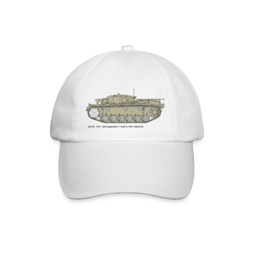 Stug III Ausf D. - Baseballkappe