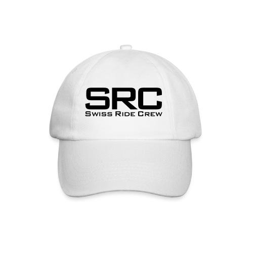 SRC Snapback Schwarz - Baseballkappe