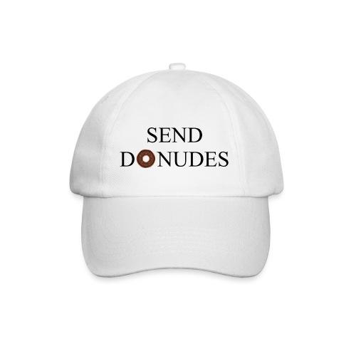 Send Donudes - Baseballkappe